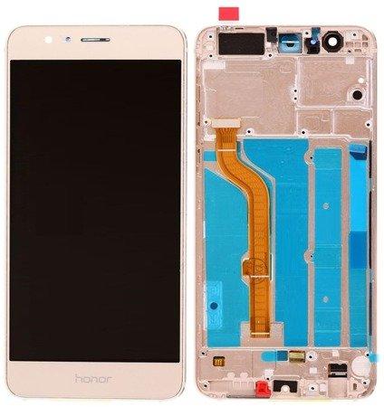 DOTYK LCD+DIGITIZER RAMKA HONOR 8 FRD-L09 FRD-AL10