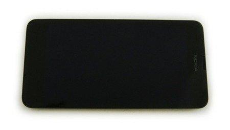 LCD+DIGITIZER DOTYK RAMKA NOKIA LUMIA 630 635