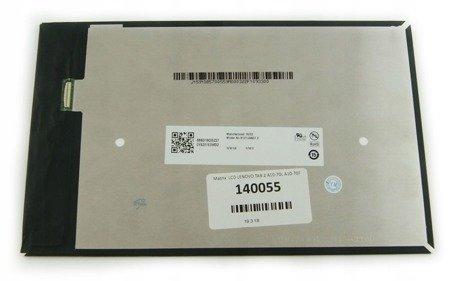 Lenovo Tab 2 A10-70L wyświetlacz LCD ekran matryca