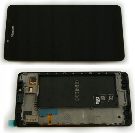 Microsoft Lumia 950 wyświetlacz LCD+Digitizer ORG