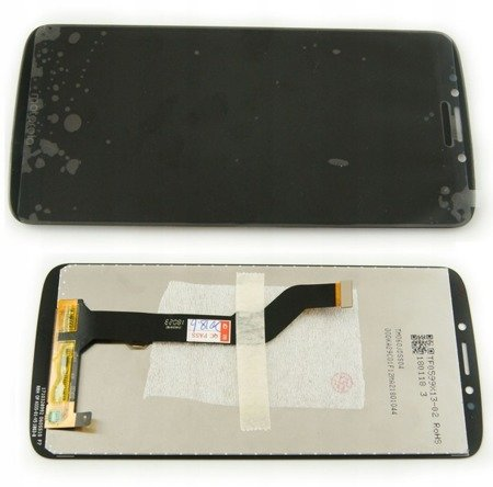 Motorola Moto E5 Plus wyświetlacz LCD+digitizer