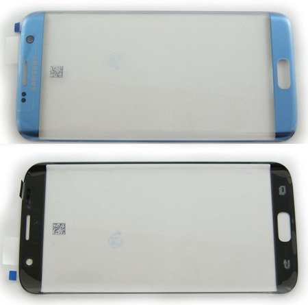 Samsung S7 EDGE szybka wyświetlacza szkło ORG