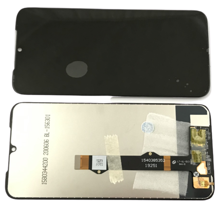 Wyświetlacz LCD+digitizer Motorola Moto G8 Plus XT2019