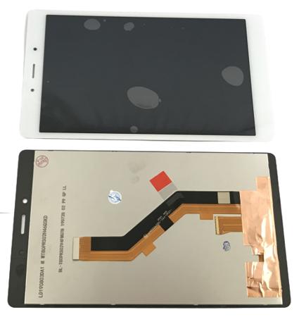 Wyświetlacz LCD+digitizer dotyk do SAMSUNG Tab A 8.0 2019 SM-T295 | biały