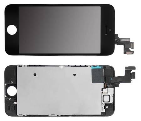 Wyświetlacz LCD+dotyk digitizer ramka iphone 5S